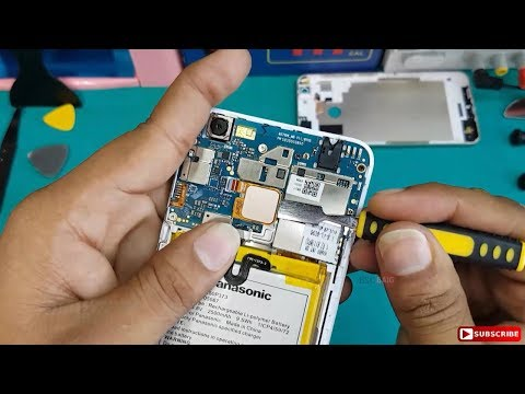 Panasonic Eluga I5 Disassembly || Tear down || How to Remove Panasonic Eluga I5 Battery