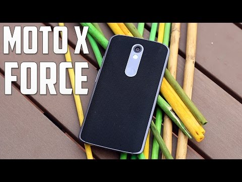 Motorola Moto X Force, review en español