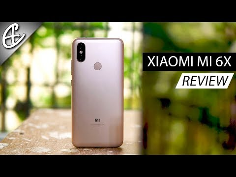 Xiaomi Mi 6X Review - This is the Mi A2!!! 🔥🔥🔥