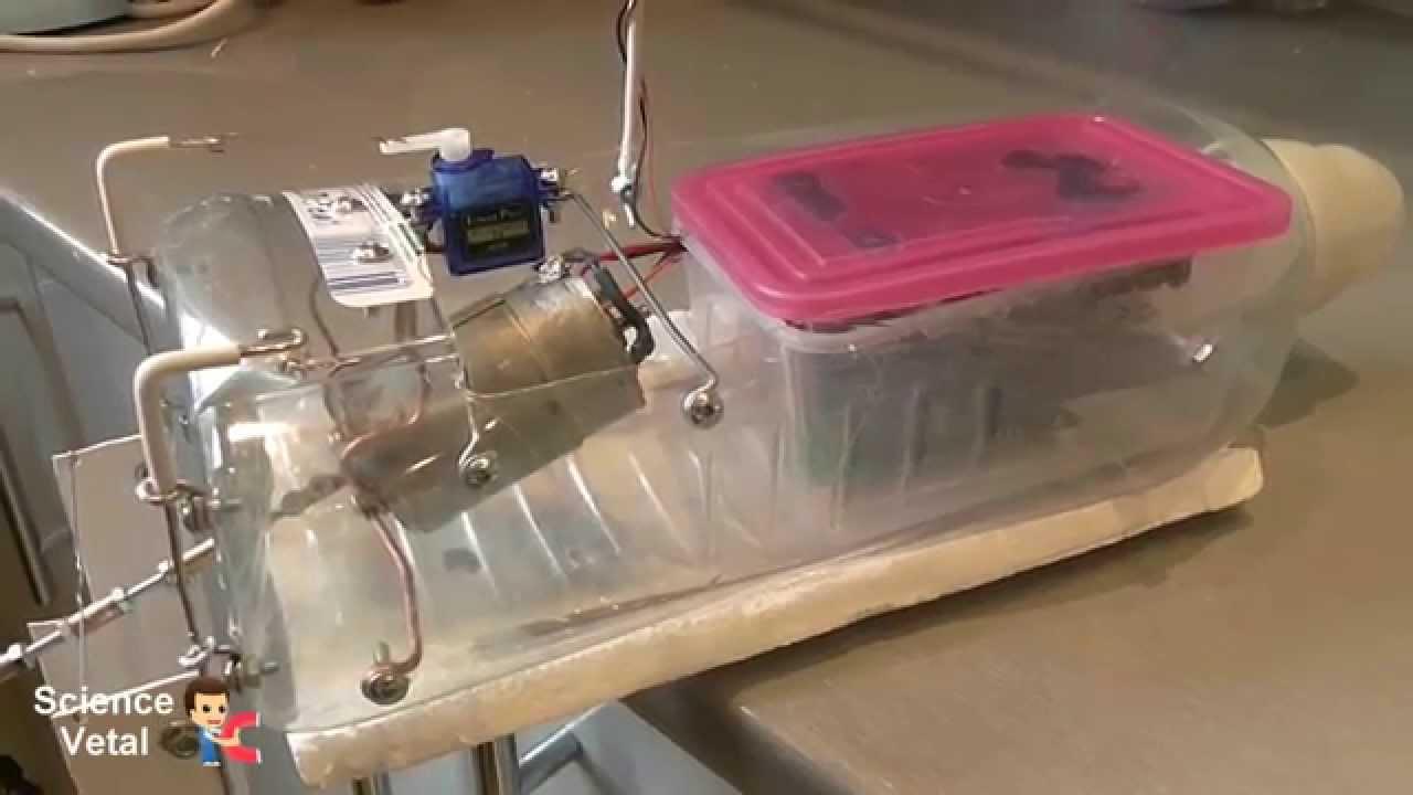 сделай сам машина для рыбалки