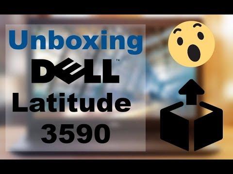 Unboxing Dell Laptop Latitude 3590 | iPC