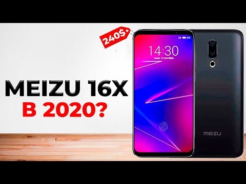 Meizu 16X в 2020? Бюджетный и надёжный смартфон  **ОБЗОР**