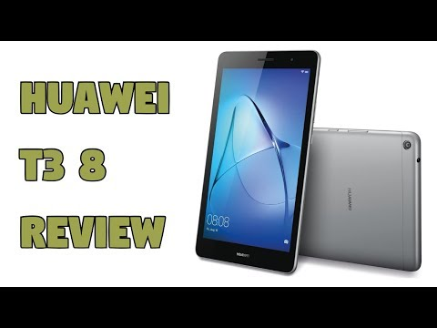 Huawei T3 8 Inch MediaPad Review