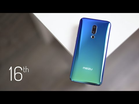 Meizu 16th English Review | A beautiful performance beast 🔥