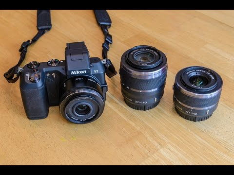 Nikon 1 V2 Overview and Thoughts