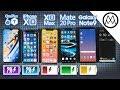 OnePlus 6T vs iPhone XR / XS vs Mate 20 ...