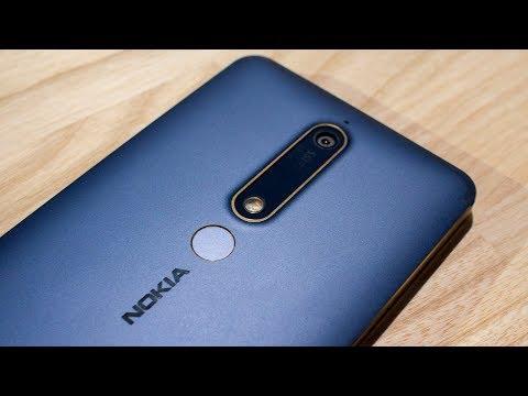 New Nokia 6 (2018) hands-on