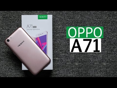 OPPO A71: Unboxing   Hands on   Price Rs 9,990 [Hindi हिन्दी]