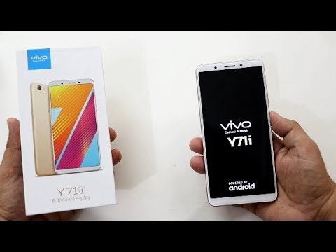 Vivo Y71i Unboxing And Review I 8990/- ₹,Snapdragon 425 | Hindi