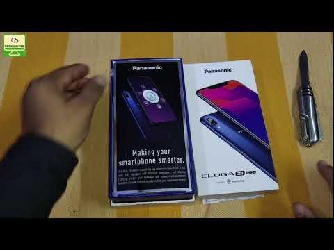Panasonic Eluga Z1 Pro Unboxing [Hindi]