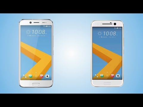 HTC 10 Evo vs HTC 10 - Comparison video