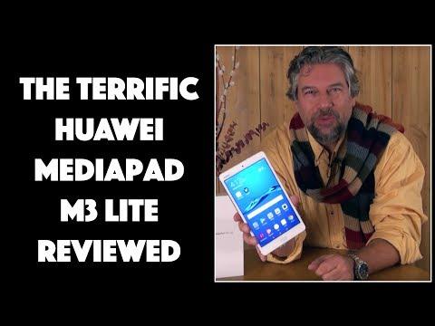 The Budget Huawei MediaPad M3 Lite -- REVIEWED