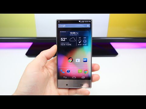 Sharp Aquos Crystal Unboxing & First Impressions