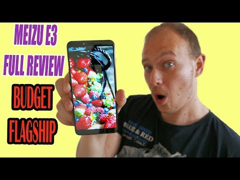MEIZU E3 Full Review - The First BUDGET FLAGSHIP Phone