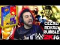 WWE 2K16 Cezali Royal Rumble | Igrenc Se...