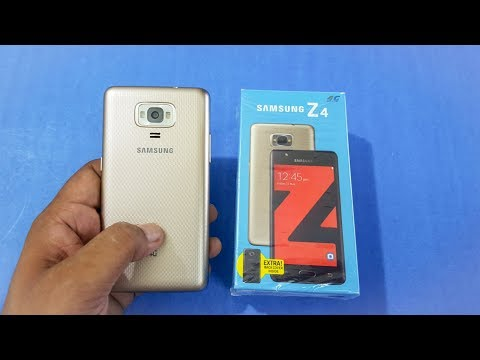 Samsung Z4 Unboxing & Full Review | Budget Range 4G!!