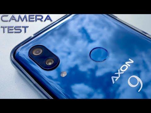 ZTE Axon 9 Pro Camera Test