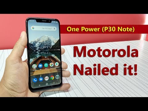 Motorola One Power (P30 Note) Review | Another Underrated Smartphone