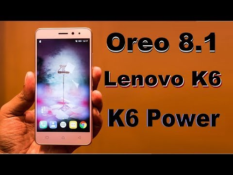 How to Update Android Oreo 8.1 in Lenovo K6 and K6 Power(LineageOS 15.1)