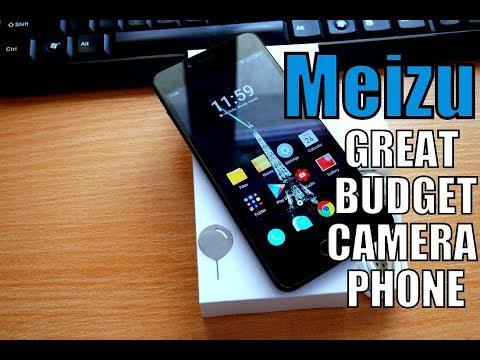 Meizu M5c Review - Great Budget Camera Phone!