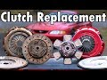 How to Replace a Clutch in your Car or T...