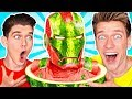 FOOD ART CHALLENGE & How To Make the Bes...