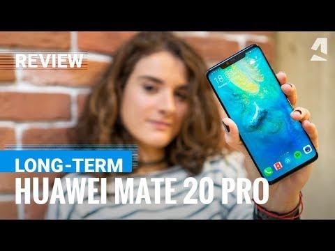 Huawei Mate 20 Pro long-term review