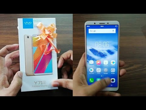 Vivo Y71i Unboxing and Review