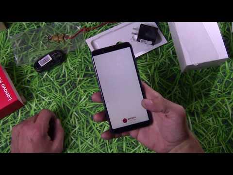 Lenovo K5 Note Первый вариант распаковки(((