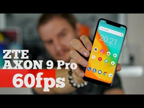 Чем плох и хорош ZTE Axon 9 Pro?