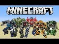 Minecraft Transformers Mod