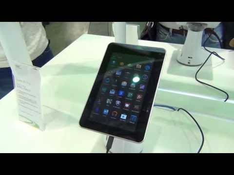 Acer Iconia Tab B1-710 Hands-On @ Computex 2013