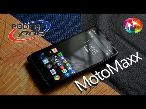 Motorola Moto Maxx - Análisis en Español HD