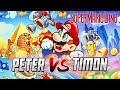 PETER vs TIMON: Super Mario Land (SPEEDR...