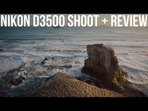 Nikon D3500 - Shoot & Review, Best Entry Level DSLR for the Money?