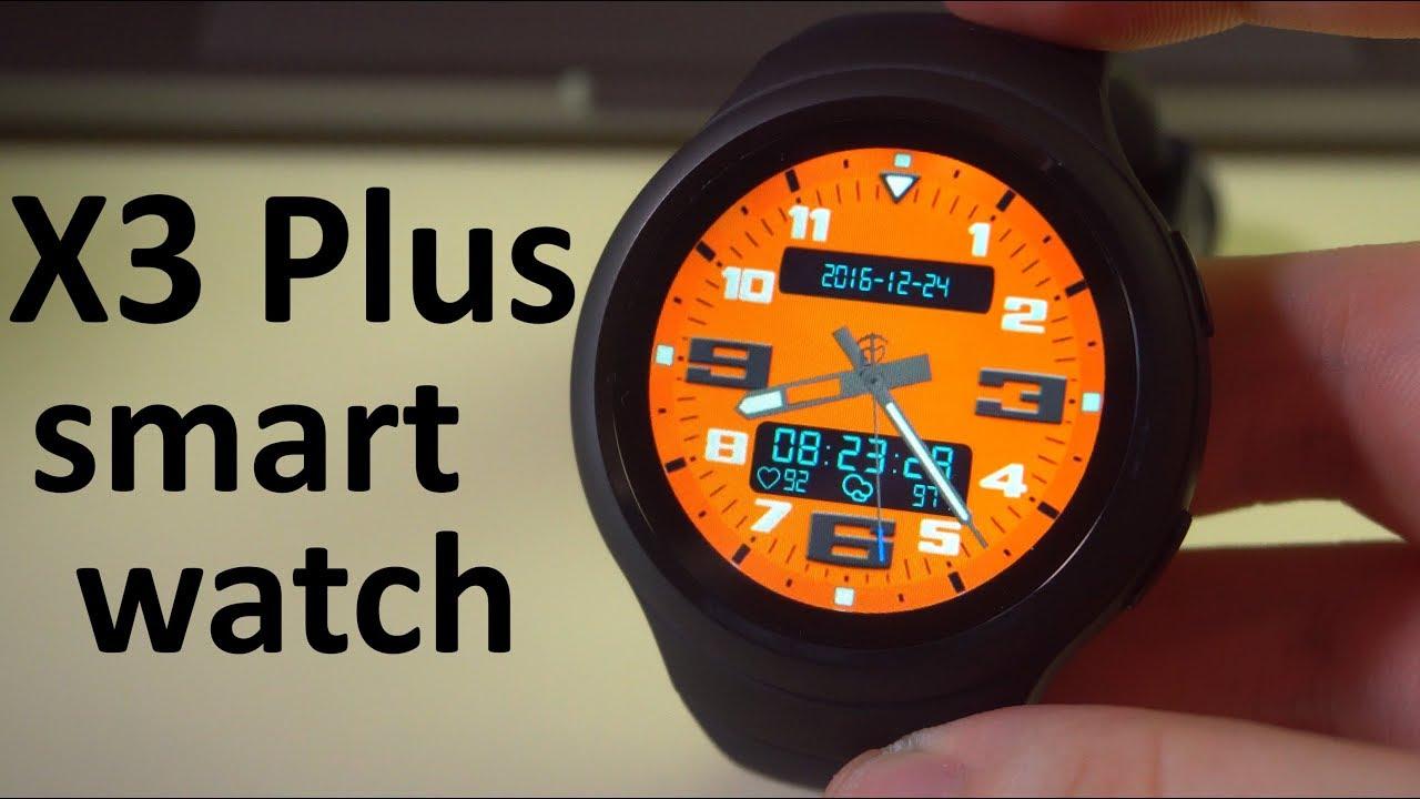 обзор умные часы с круглым циферблптом известен график
