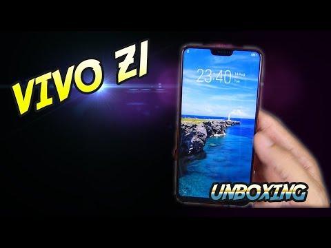 VIVO Z1. Unboxing y primeras impresiones