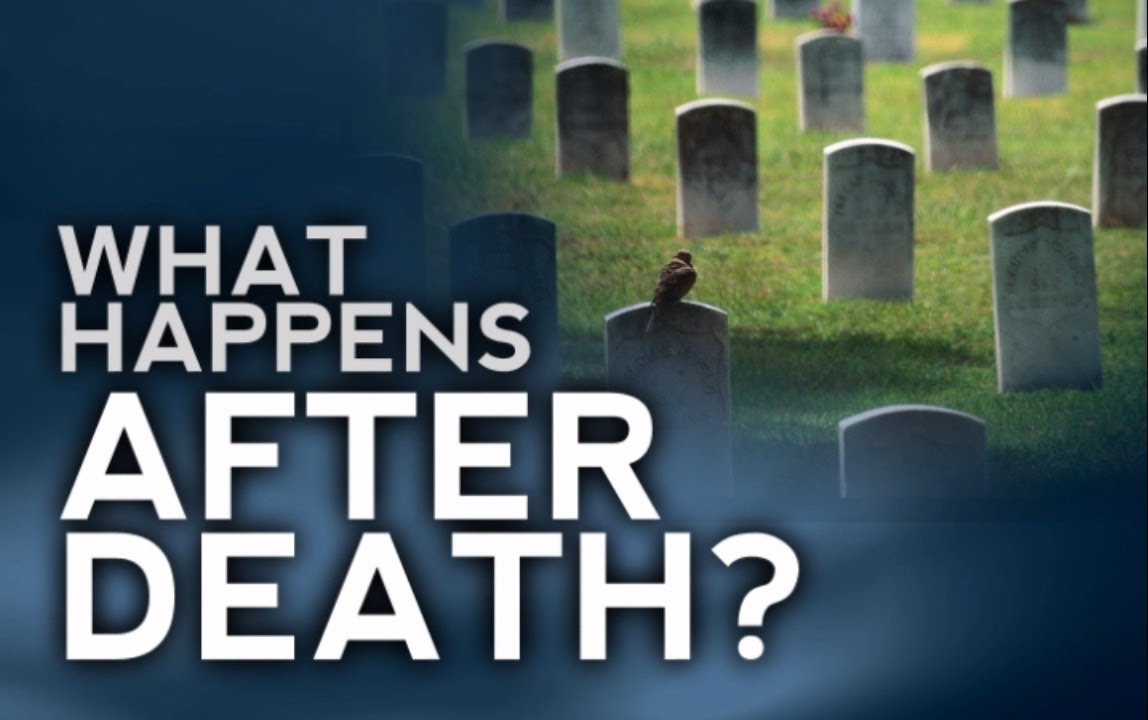 what happens when we die essay