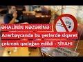 ƏHALİNİN NƏZƏRİNƏ: Azərbaycanda ...