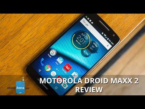 Motorola DROID MAXX 2 Review