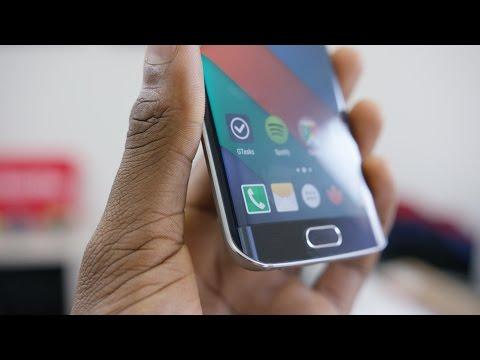 Samsung Galaxy S6 Edge Review!