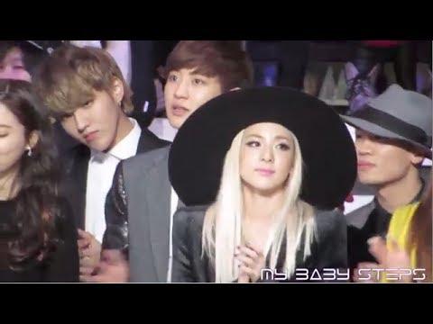 Exo Chanyeol And 2ne1 Dara Hookup