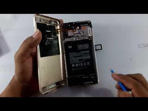 How To Remove Mi Redmi Note 5A & Redmi Y1 Back Cover??