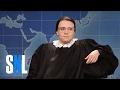 Weekend Update: Ruth Bader Ginsburg on N...