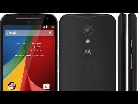 Unboxing Motorola Moto G Dual SIM (2nd gen)