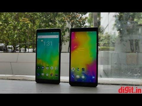 Blackberry Evolve & EvolveX First Look | Digit.in