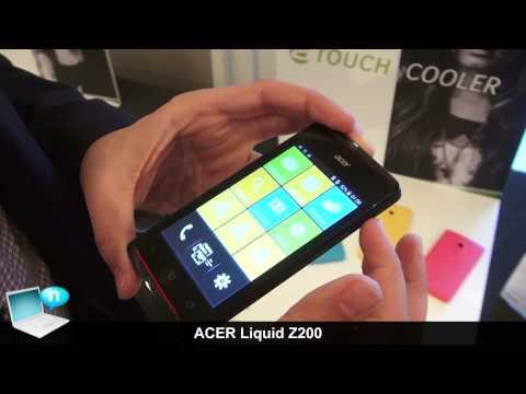 ACER Liquid Z200