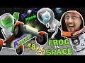 AMAZING FROG in SPACE! Creepy Kitten on ...