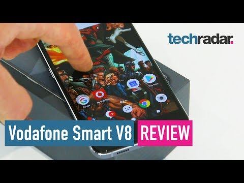 Vodafone Smart V8 review: Great Price, Mid-range Specs