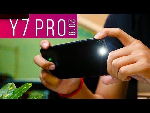 នេះជា Huawei Y7 Pro ឆ្នាំ 2018 (Review)